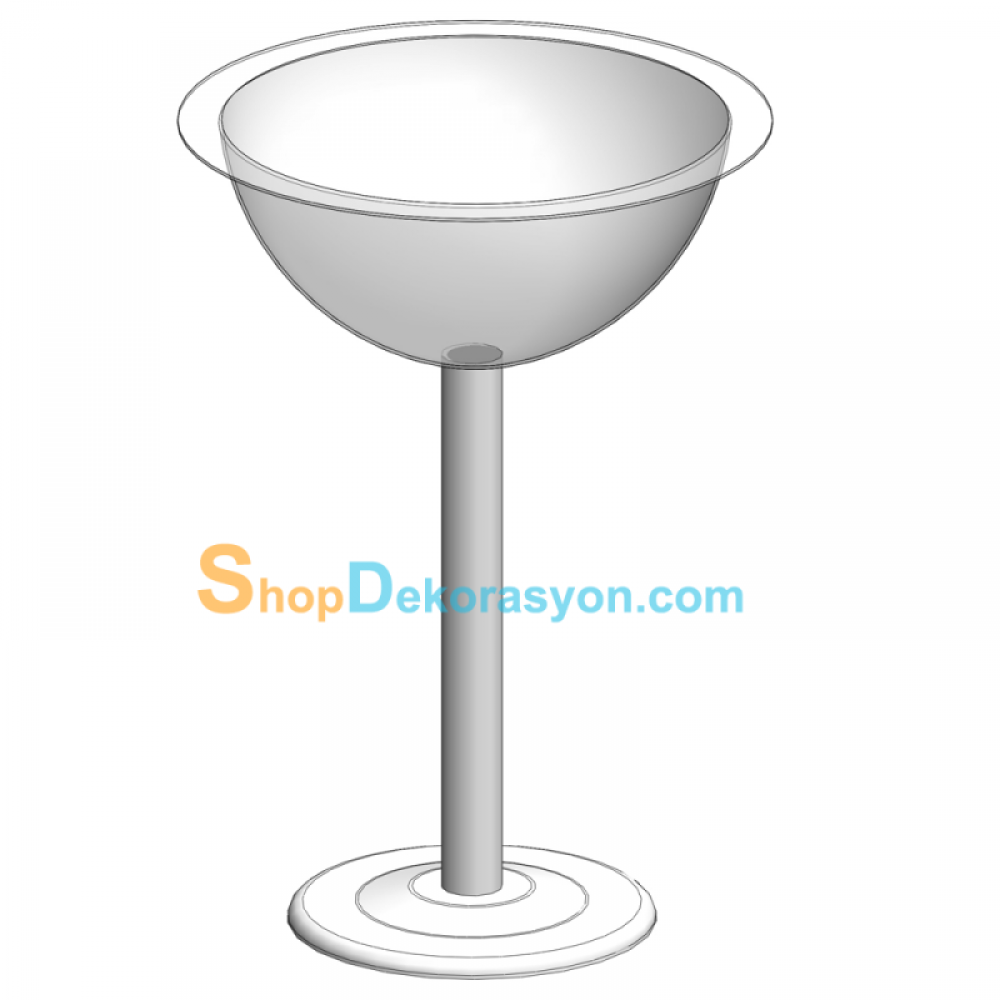 Plexi Glass Pharmacy Dermocosmetic Products Display Stand