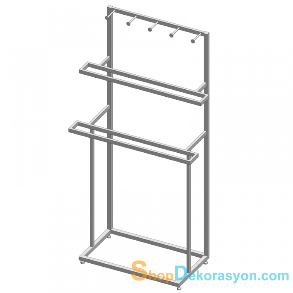 Scarf Shawl Hanger Stand