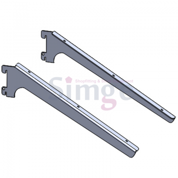 Angular Shelf Brackets