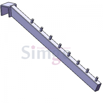 Wall Strip Crossbar Waterfall Arm